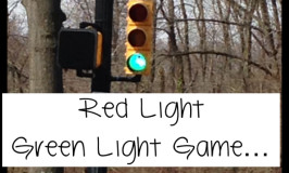 Red Light… Green Light…