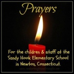 Thought & Prayers with Sandy Hook Elementary School