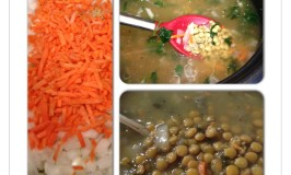 Warming Up Lentil Soup…