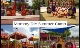 Mommy DIY Summer Camp