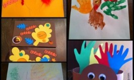 Best of Thanksgiving Kids Crafts