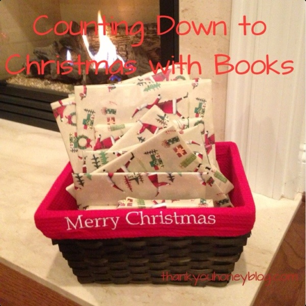 Counting Down to Christmas with Books