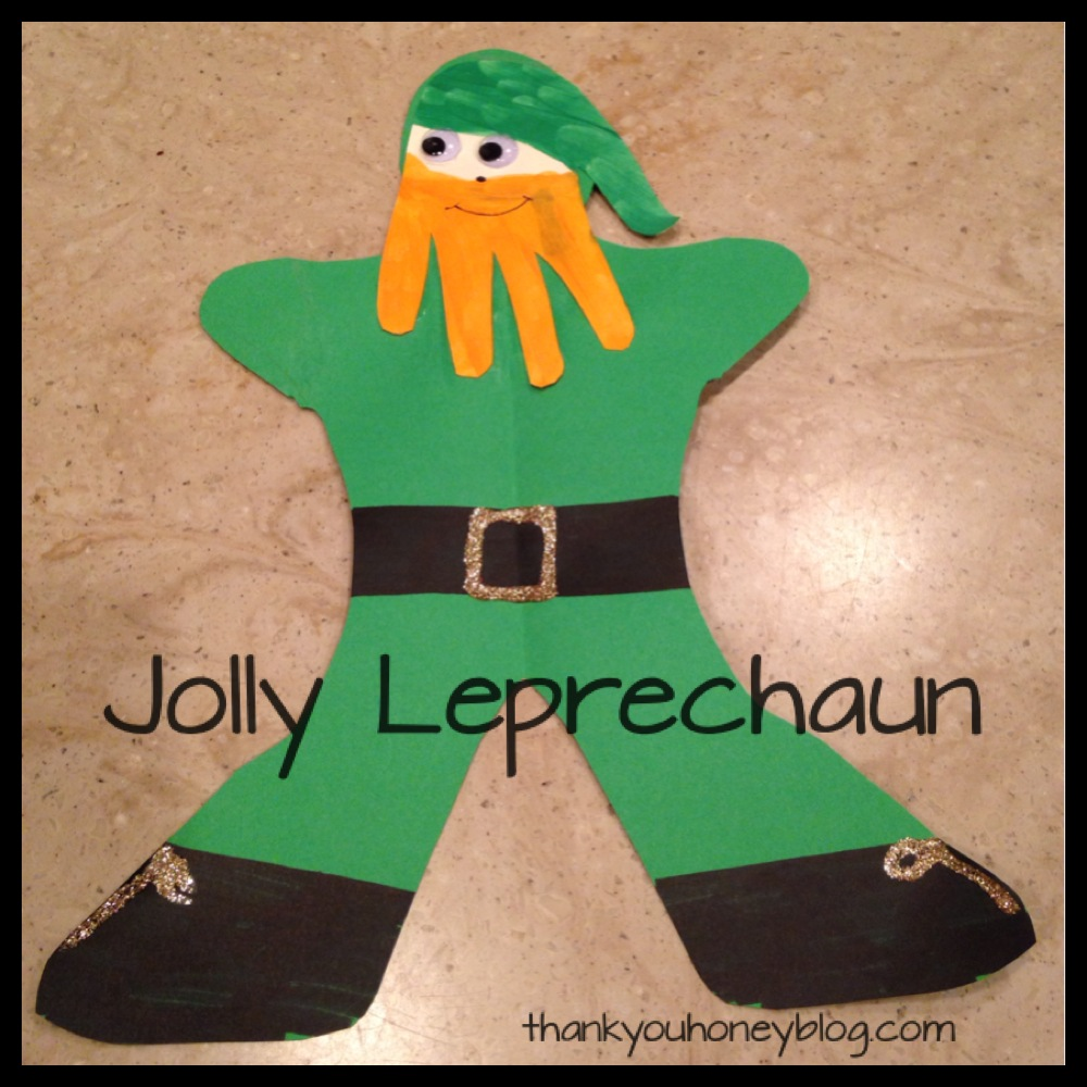 Jolly Leprechaun