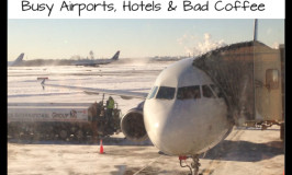 His Secret Love Affair…  Busy Airports, Hotels & Bad Coffee…