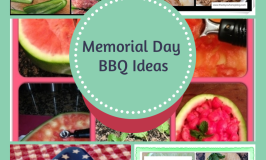 Memorial Day BBQ Ideas