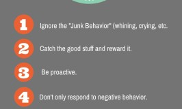 Tips for Handling Unwanted Behavior