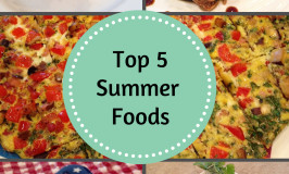 Top 5 Summer Foods