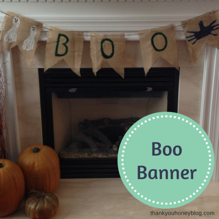 Boo Banner Tutorial