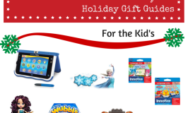 Holiday Gift Guides For Kids