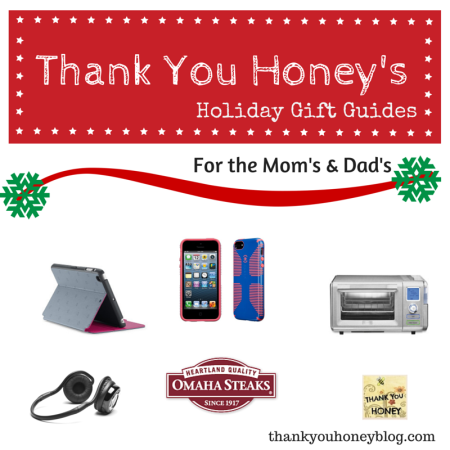 Thank You Gift Ideas For Mom And Dad : Check out our other Holiday Gift too!