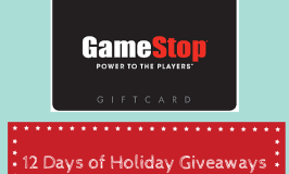 Gamestop Gift Card Giveaway