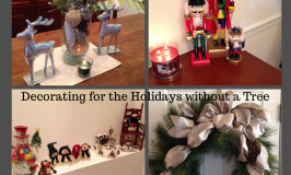 Tips for Holiday Decorating Without a Tree