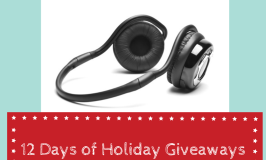 Kinivo Bluetooth Headphones Giveaway