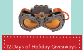 Dino Hunter UV Goggles Giveaway