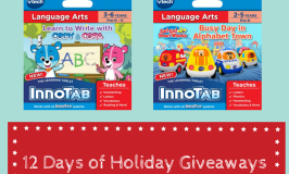 InnoTab Learning Cartridges Giveaway