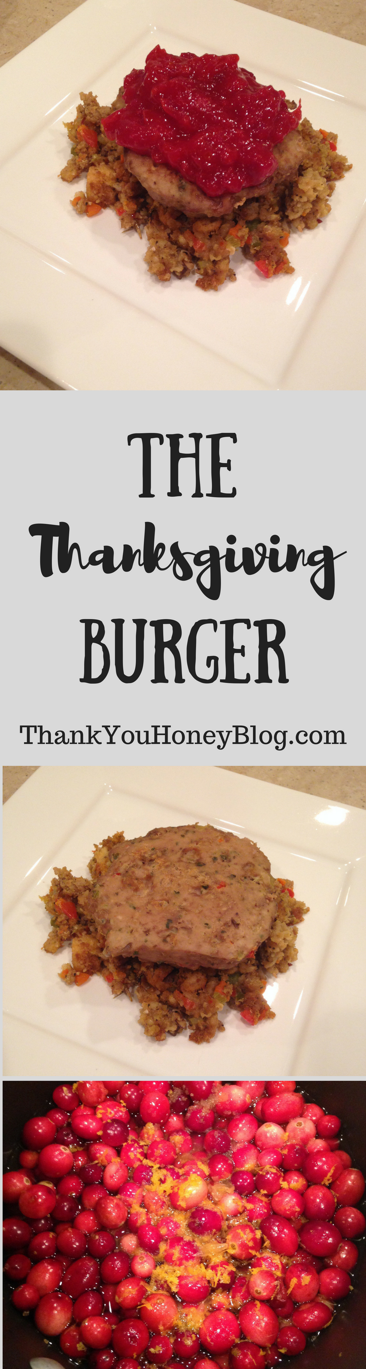 The Thanksgiving Burgers
