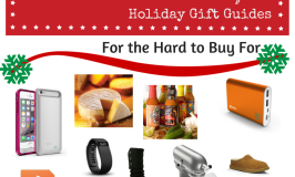 10 Holiday Gift Ideas for the Hard to Buy for