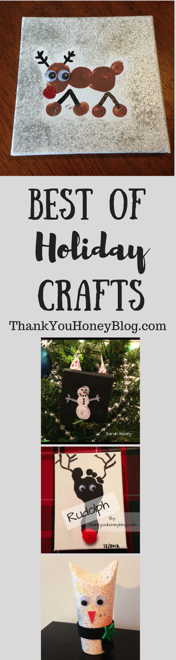 Best of Holiday Crafts