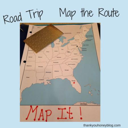 Roadtripmap
