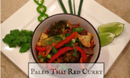 Paleo Thai Red Curry