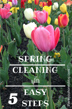 BL Spring Cleaning