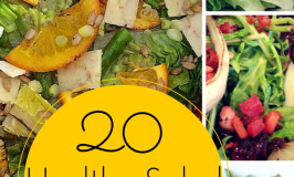 20 Healthy Salad Recipes