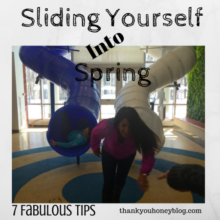 Sliding yourself into springSM