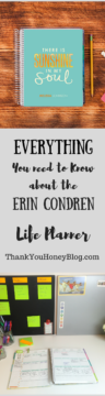 Everything You Need to Know About the Erin Condren Life Planner