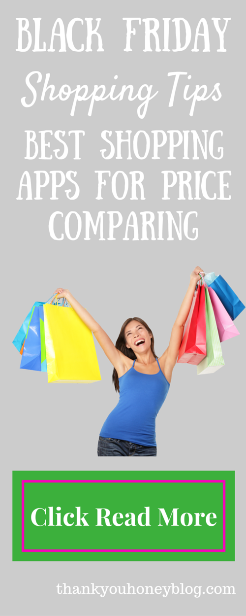 Black Friday Shopping Tips and Price Comparing Apps