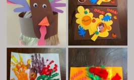 Thanksgiving Craft Round Up
