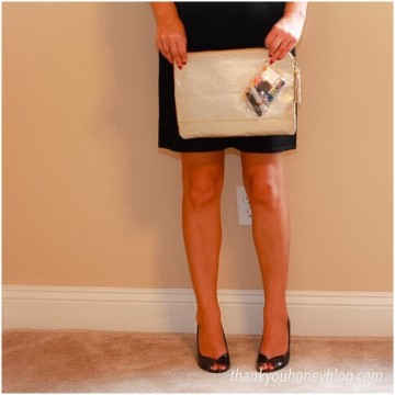 How to Downsize Your Purse and Still Have The Essentials #BeHealthyForEveryPartofLife #ad
