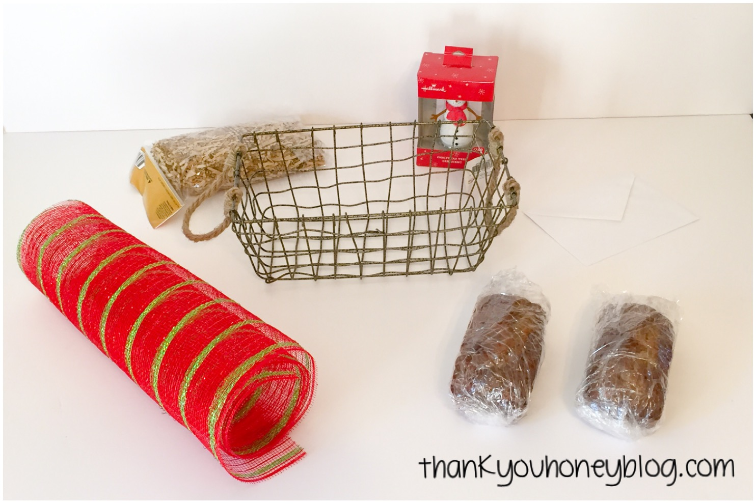 Island Bread Recipe + Holiday Gift Basket #SendHallmark #ad