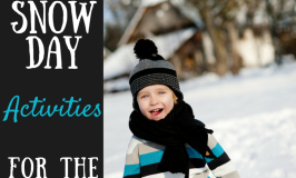 50 Snow Day Activities for the Whole Family