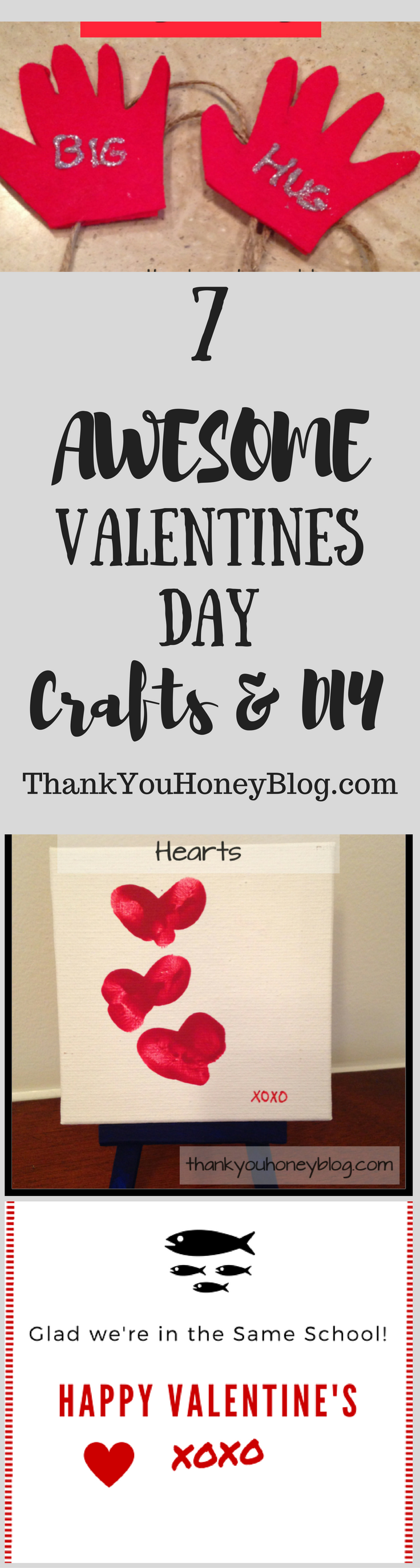 7 AWESOME Valentines Day Crafts & DIY