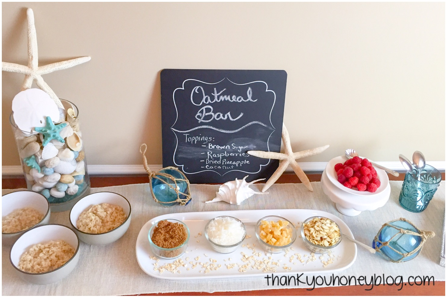 Tropical Oatmeal #BringYourBestBowl #Target {ad}