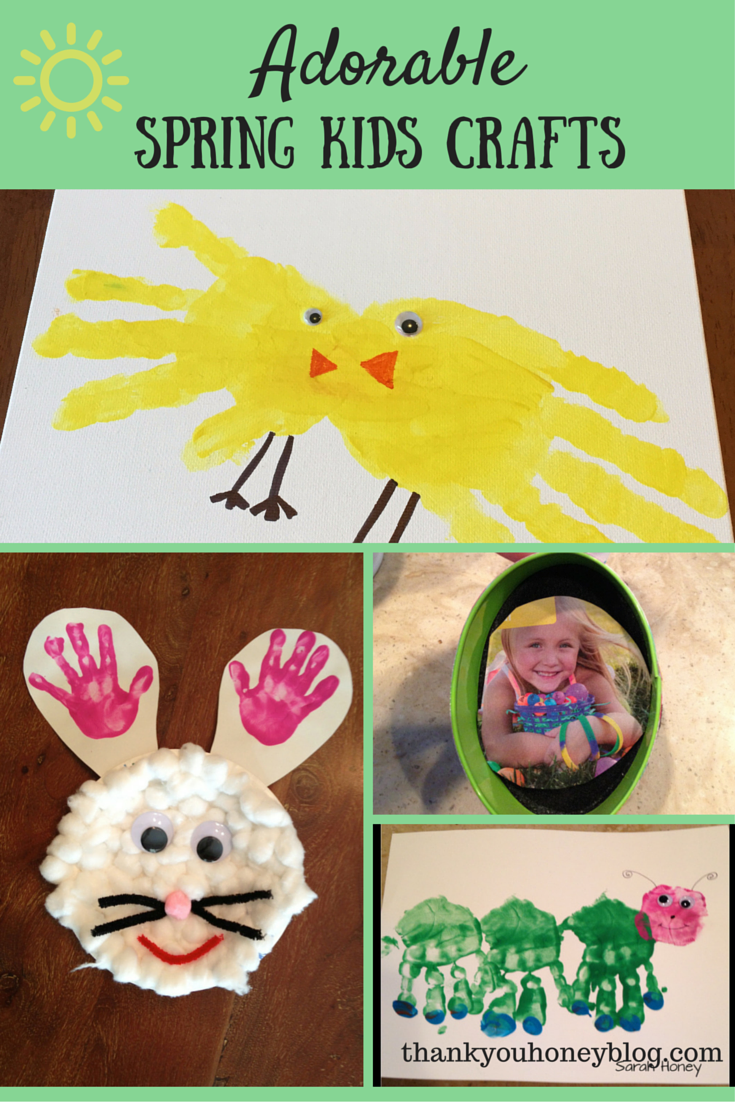 Adorable Spring Kids Crafts, Spring, Crafts, Tutorials, Kids, Adorable Spring Kids Crafts, Spring Holiday Crafts, Easter Crafts, St. Patrick's Day Crafts, Kids Crafts, Activities