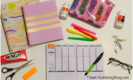 6 Tips to Tackle Mom`s Back 2 School Schedule