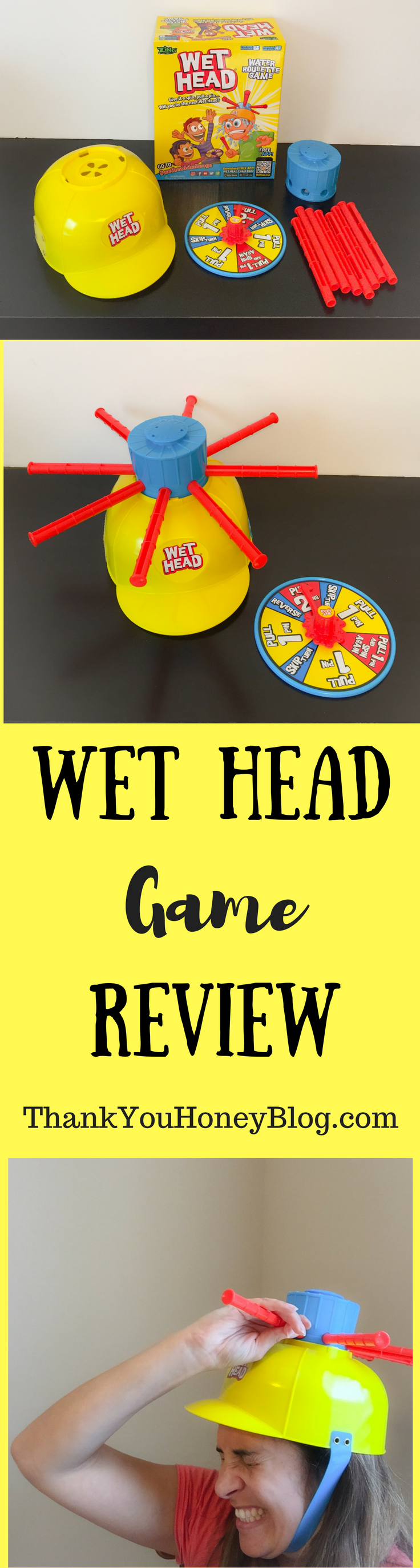Wet Head Game Review