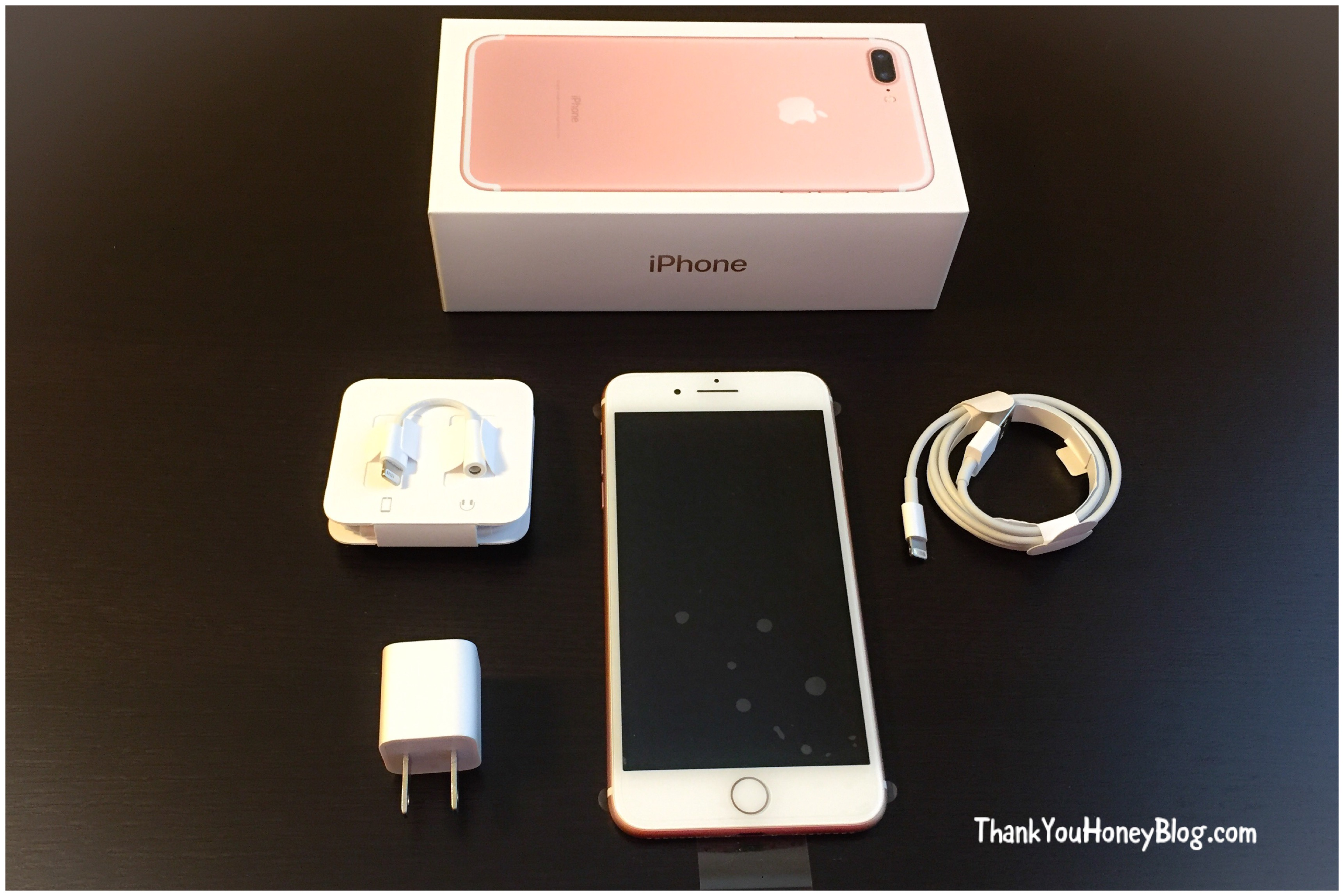 Unboxing iPhone 7 Plus