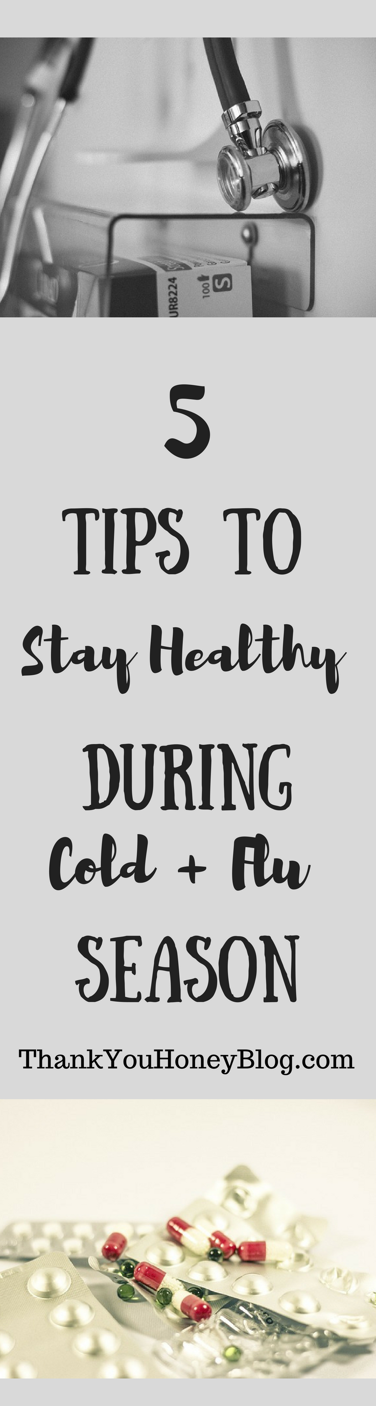5 Tips to Stay Healthy During Cold + Flu Season