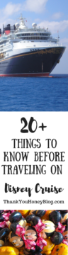 20+ Things to Know Before Traveling on Disney Cruise