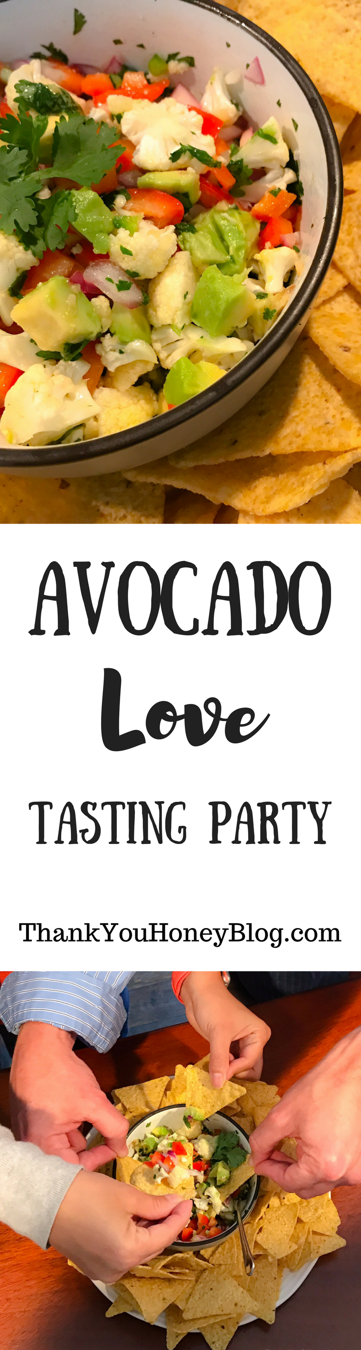 Avocado Love Tasting Party