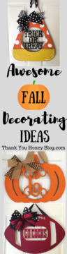 Awesome Fall Decorating Ideas