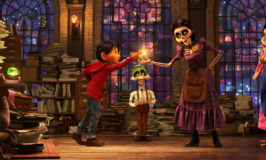 Disney•Pixar`s COCO Coloring Pages