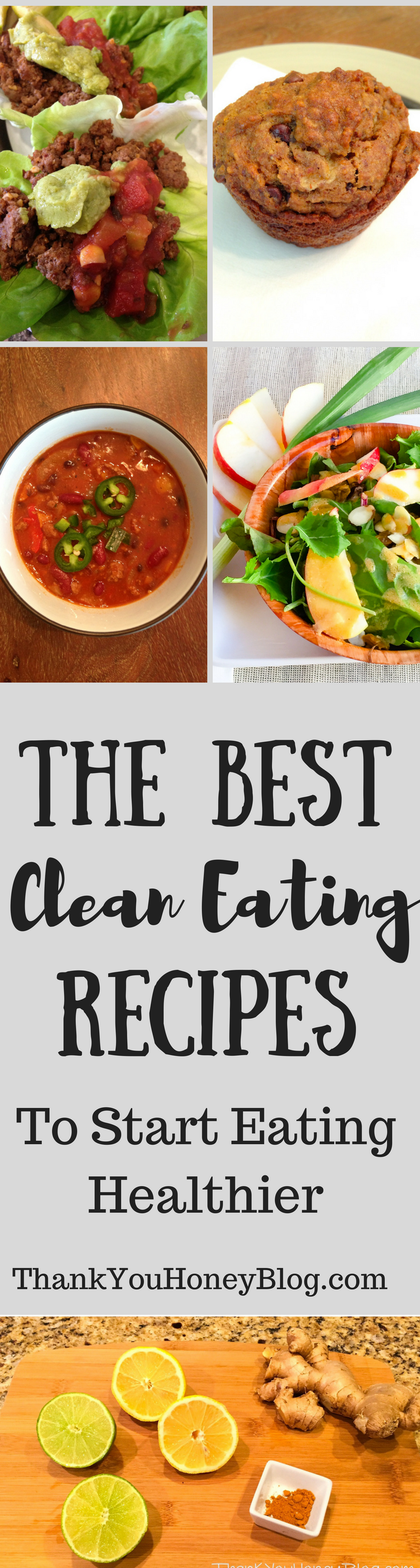 The Best Clean Eating Recipes to Start Eating Healthier
