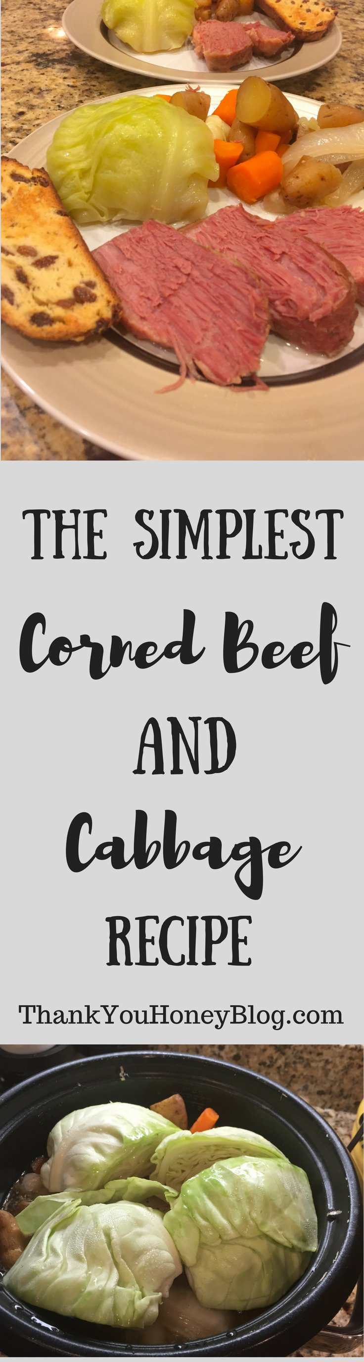 The Simplest Corned Beef and Cabbage Recipe