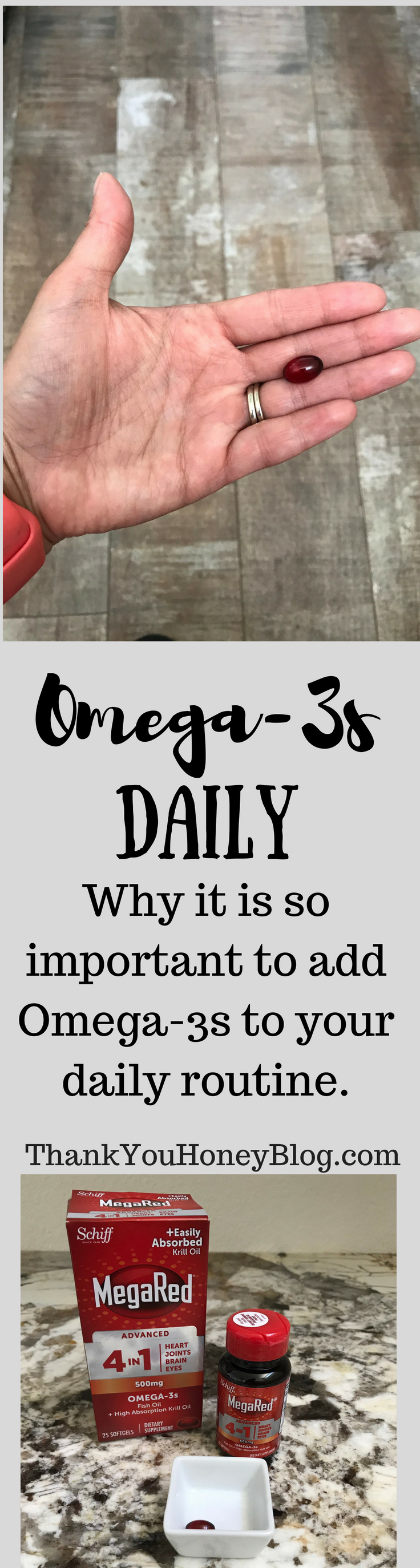 Omega-3s Daily